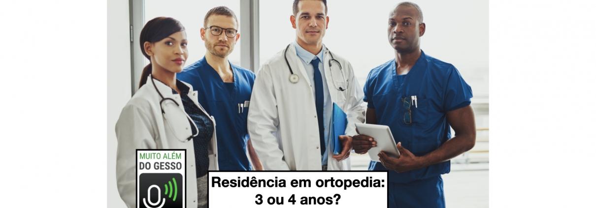 Residencia medica ortopedia