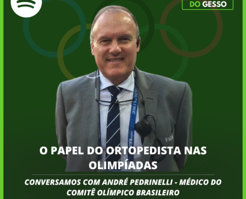 ortopedista nas olimpíadas